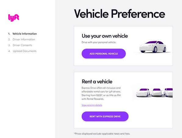 Lyft Car Requirements >> Lyft Driver Promo Code Up To Lyft 1 000 Bonus 2019