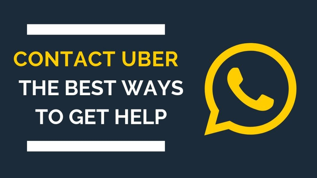 uber contact